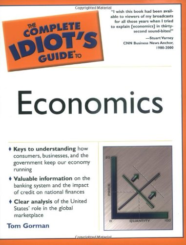 9780028644929: The Complete Idiot's Guide to Economics