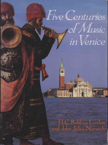 9780028645247: Five Centuries of Music in Venice
