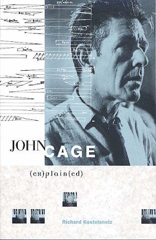 9780028645261: John Cage (Ex)Plain(Ed)