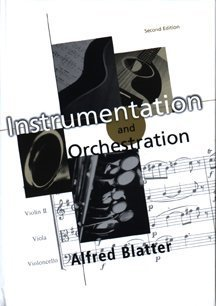 Instrumentation and Orchestration: Alfred Blatter