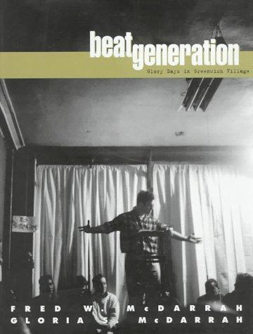 9780028645933: beat generation: Glory days in Greenwich Village