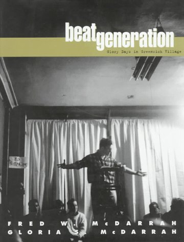9780028645933: beat generation: Glory days in Greenwich Village