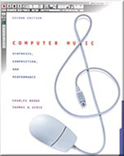 9780028646824: Computer Music: Synthesis, Composition, and Performance