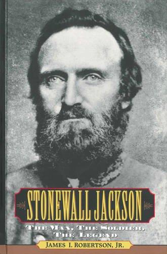 9780028646855: Stonewall Jackson