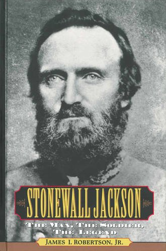 9780028646855: Stonewall Jackson: The Man, the Soldier, the Legend
