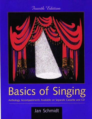 Basics of Singing: Jan Schmidt
