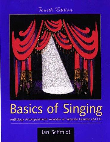 9780028647456: Basics of Singing