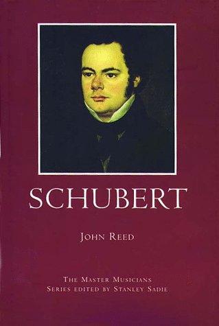 9780028648149: Schubert (Master Musicians)