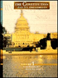 9780028648545: The Constitution and Its Amendments