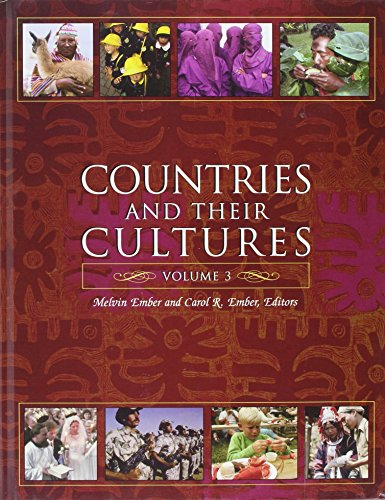 9780028649498: Countries and Their Cultures Volume 3 L-R (Laos to Rwanda, Volume 3)