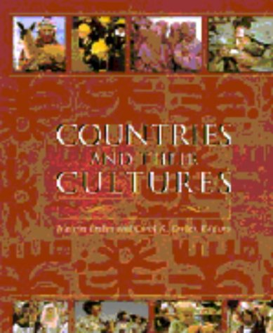 9780028649504: Countries and Their Cultures (4 Volume Set)