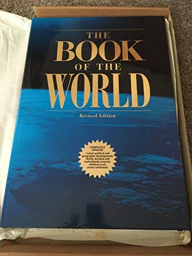 9780028649665: The Book of the World