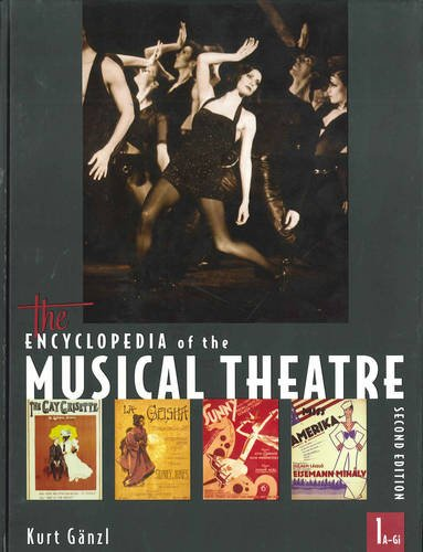 9780028649702: The Encyclopedia of the Musical Theatre