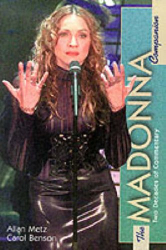 9780028649726: The Madonna Companion: Two Decades of Commentary