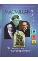 9780028649825: Tycoons and Entrepreneurs (Macmillan Profiles)