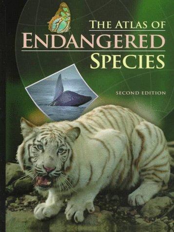 9780028650340: The Atlas of Endangered Species