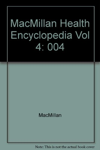 9780028650432: Macmillan Health Encyclopedia, Vol. 4: Nutrition and Fitness