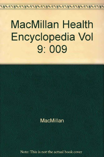Macmillan Health Encyclopedia, Vol. 9: Health Care Systems, Cumulative Index: MacMillan