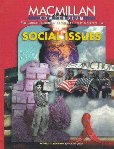 9780028650555: Social Issues (MacMillan Compendium)