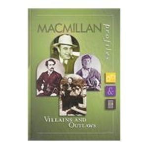 9780028650586: Macmillan Profiles:  Villains & Outlaws