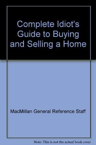 9780028651170: CIG to Buying & Selling a Home