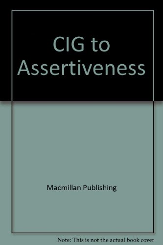 9780028651460: CIG to Assertiveness