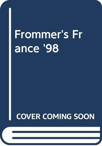 9780028651767: Frommer's France '98