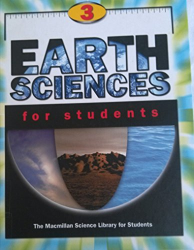 9780028653082: Earth Sciences (MacMillan Science Library for Students)
