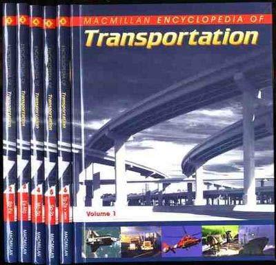 9780028653617: Macmillan Encyclopedia of Transportation (6 Volume Set)