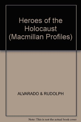9780028653624: MacMillan Profiles: Rescue & Resistance/ Holocaust (1 Vol.)