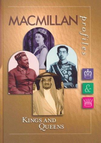 9780028653754: MacMillan Profiles: Kings & Queens (1 Vol.)