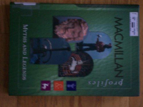 9780028653761: MacMillan Profiles: Myths & Legends (1 Vol.)