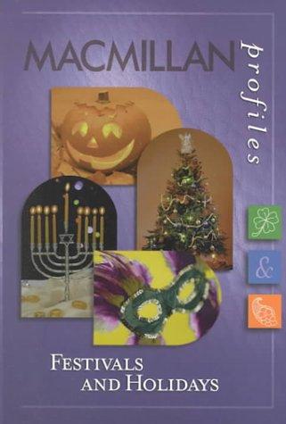 9780028653785: Festivals & Holidays