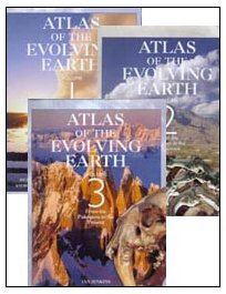 9780028653877: Atlas of the Evolving Earth (MacMillan Science Library)