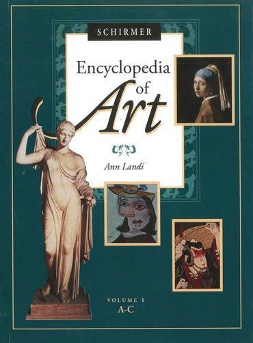9780028654140: Schirmer's Student Encyclopedia of Art