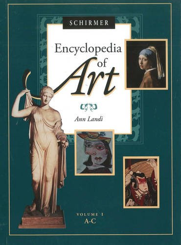 9780028654140: Schirmer Encyclopedia of Art (4-Volume Set)