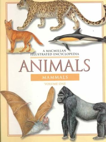 9780028654201: Animals: A Macmillan Illustrated Encyclopedia (3 vol. set)(MacMillan Illustrated Encyclopedia)