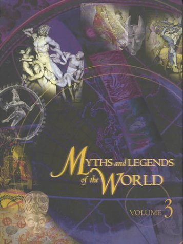 9780028654379: Myths and Legends of the World (Volume 3:Iphi-Quet)