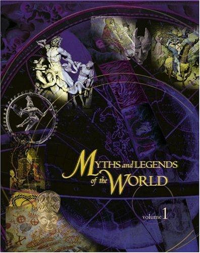 Myths and Legends of the World: 4 volume set.: Wickersham, John M. (ed.)