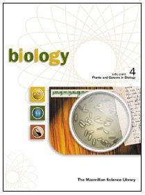 9780028655512: Biology: Macmillan Science Library (4 Volume Set)