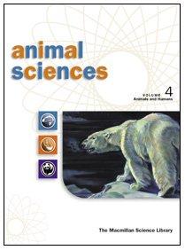 9780028655567: Animal Sciences: Macmillan Science Library