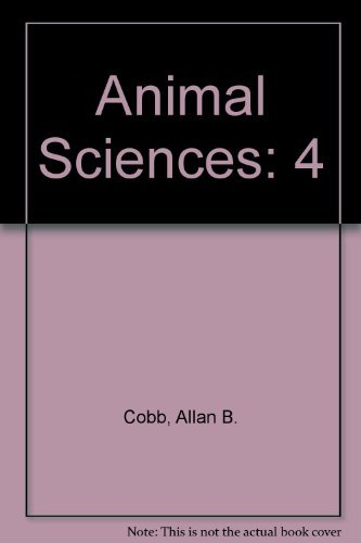 9780028655604: Animal Sciences: 4