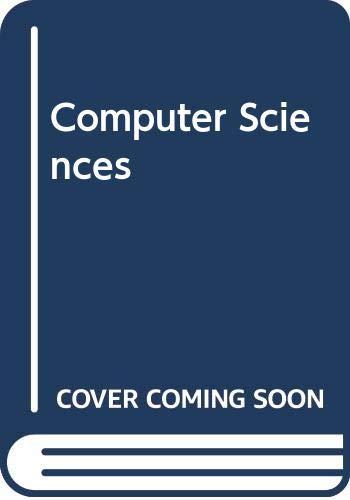 9780028655703: Computer Sciences Volume 4