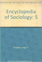 9780028655819: Encyclopedia of Sociology, Vol. 5, 2nd Edition