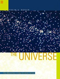9780028655918: Living Universe Series: The Universe (The Living Universe Series)