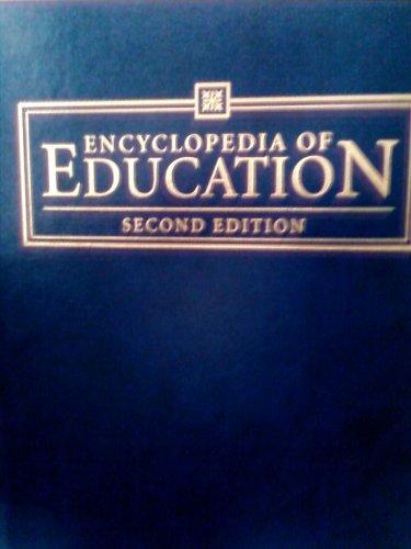 9780028656021: Encyclopedia of Education: 008