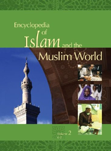 9780028656038: Encyclopedia of Islam & the Muslim World