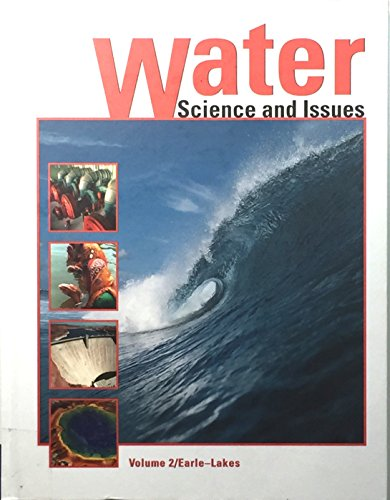 9780028656137: Water: Science and Issues: 002