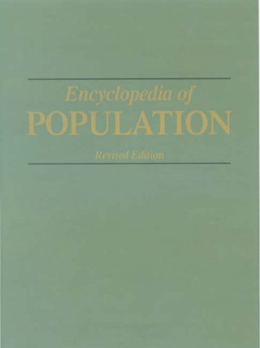 9780028656779: Encyclopedia of Population