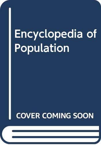 9780028656793: Encyclopedia of Population: 2